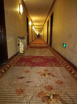 酒店通道地毯
