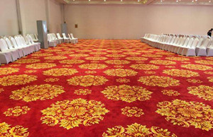 酒店宴会厅地毯